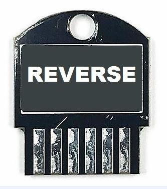 Cooper FX Arcades - Reverse Card