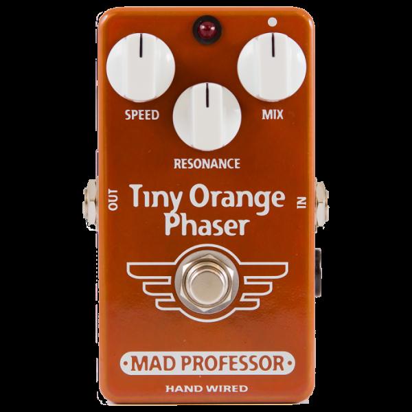 Mad Professor Tiny Orange Phaser - Handwired