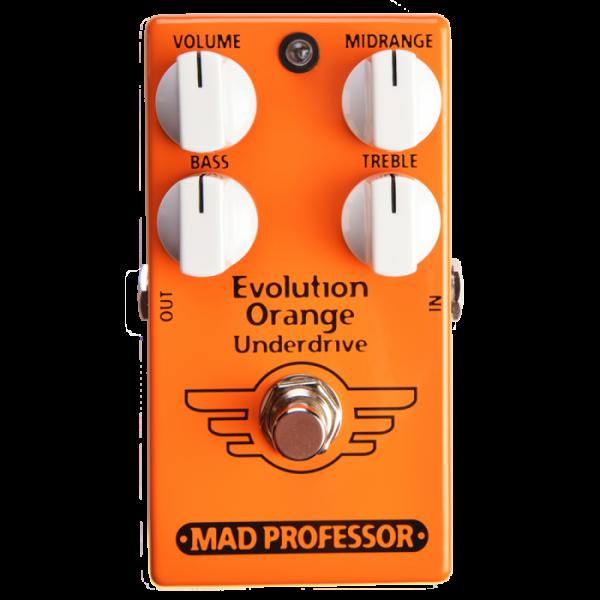 Mad Professor Evolution Orange Underdrive -Factory