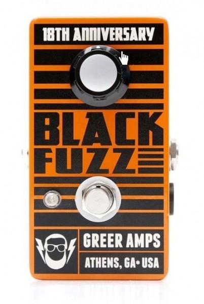*Greer Amps Black Fuzz