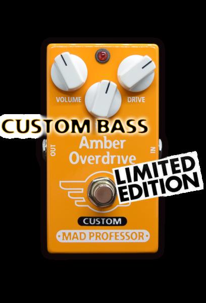 Mad Professor Amber Overdrive - Custom Bass