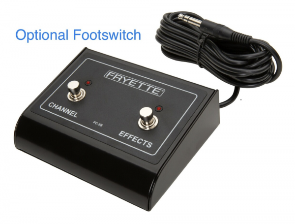 Fryette Footswitch for PS-100