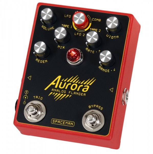 Spaceman Aurora Standard Red
