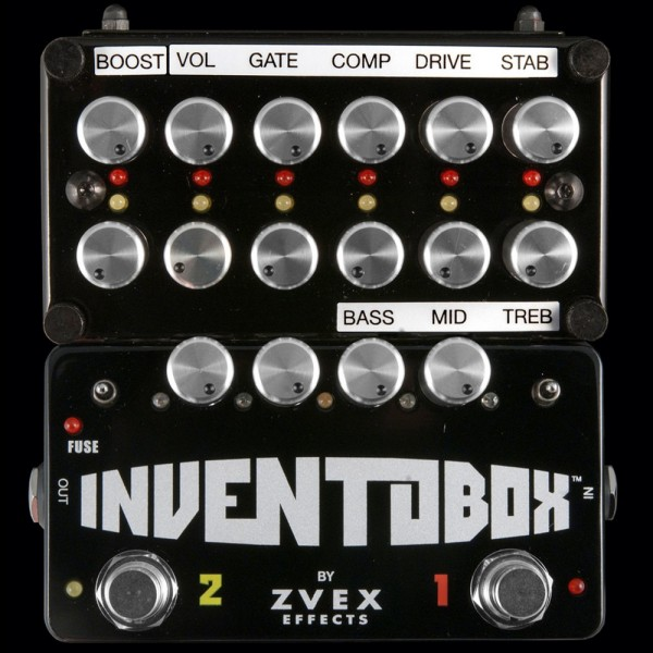 Z.VEX Inventobox inkl. Module