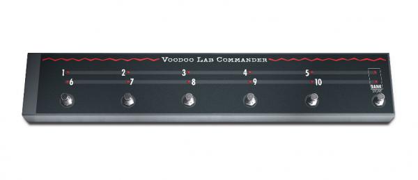 *Voodoo Lab Commander