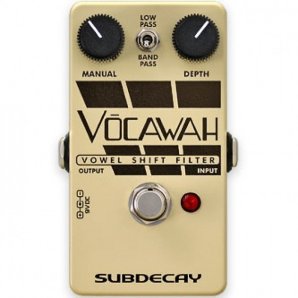 *Subdecay Vocawah