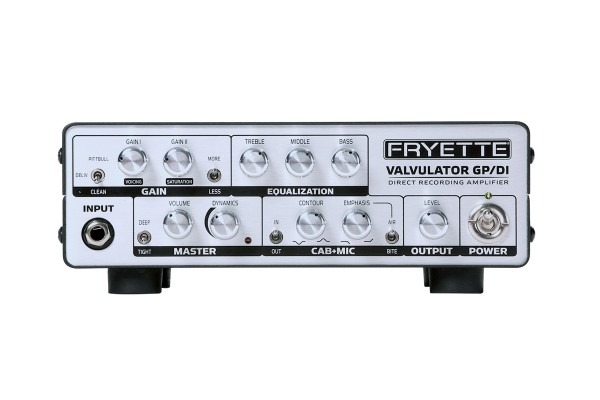Fryette GP/DI Desktop Recording Amplifier