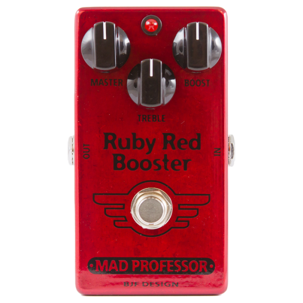 Mad Professor Ruby Red Booster - Factory
