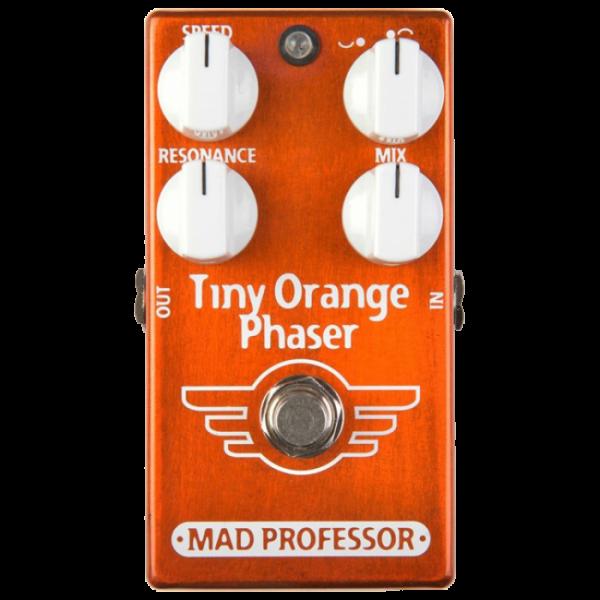 Mad Professor Tiny Orange Phaser - Factory