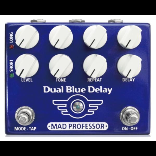 Mad Professor Dual Blue Delay - Factory