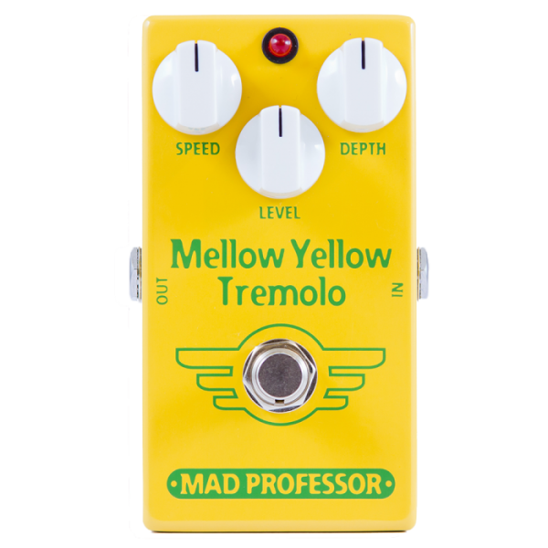 Mad Professor Mellow Yello Tremolo - Factory
