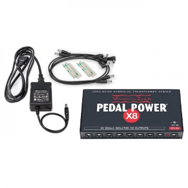 Voodoo Lab Pedal Power X8