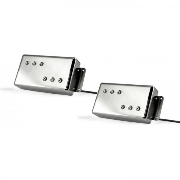 Lindy Fralin Wide Range Humbucker Nickel - Set