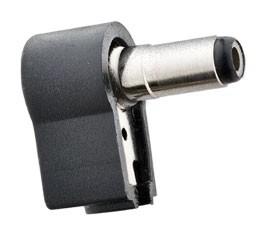 Voodoo Lab CBAR21-R 2,1mm Winkel-Hohlstecker