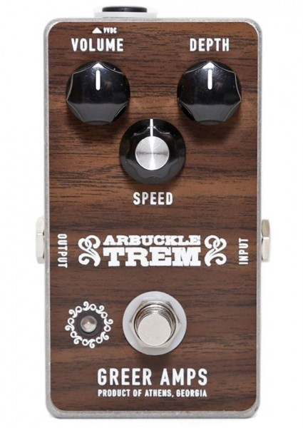 *Greer Amps Arbuckle Trem