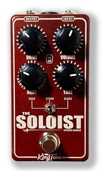 KingTone Soloist Red